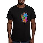 radelaide sa5k Men's Fitted T-Shirt (dark)