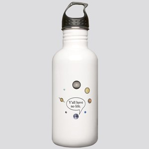 Y'all have no life Stainless Water Bottle 1.0L