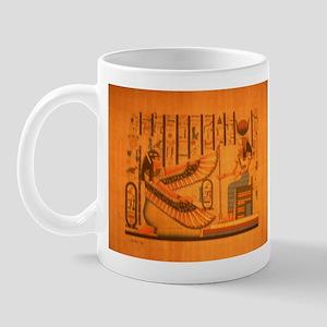 MAAT AND AUSET (ISIS) Mug