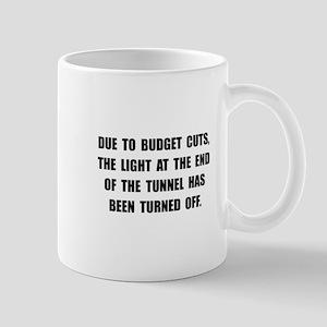 Budget Cuts Mug