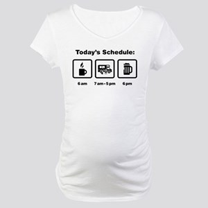 RV Enthusiast Maternity T-Shirt