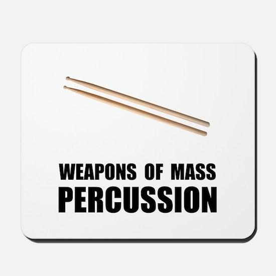 Drum Mass Percussion Mousepad