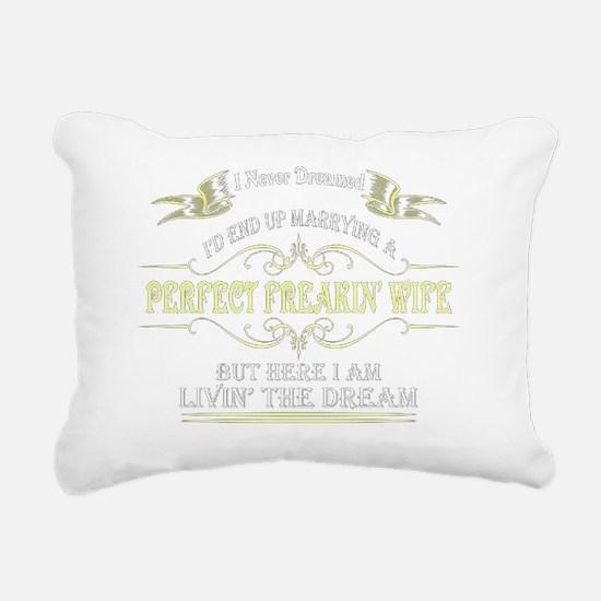 Unique Marry Rectangular Canvas Pillow