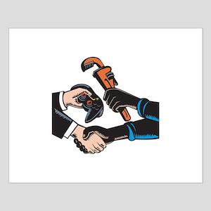 Hands Barter Plumbing Gamer Game Controller Small