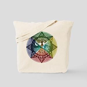 Elemental Seasons Tote Bag