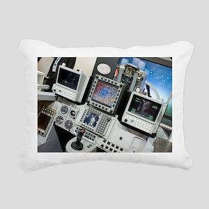 Military aircraft flight simulator - Pillow