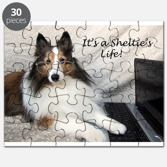 Its a Shelties Life Puzzle