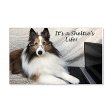 Its a Shelties Life Wall Decal