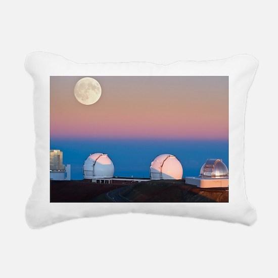 Observatories on summit of Mauna Kea - Pillow