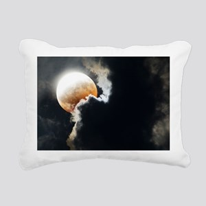 Partial lunar eclipse - Pillow