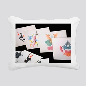 Rorshach Inkblot Test - Pillow