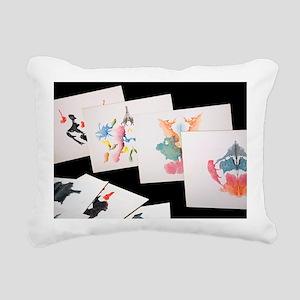 Rorshach Inkblot Test - Pillow
