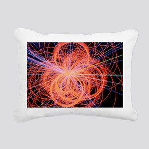 Simulation of Higgs boson production - Pillow