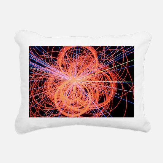 Simulation of Higgs boson production - Pillow