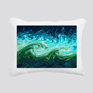 Storm waves, chaos model - Pillow