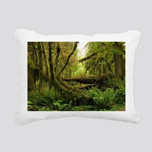 Temperate rainforest - Pillow