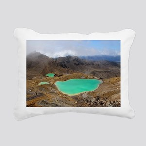 Volcanic lakes, New Zealand - Pillow