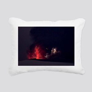 Volcanic lightning, Iceland, April 2010 - Pillow