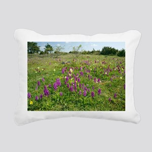 Wild orchids and cowslips - Pillow