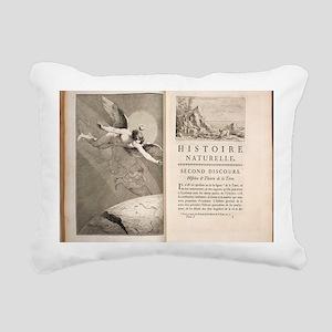 1749 Buffon angel creation of the Earth - Pillow