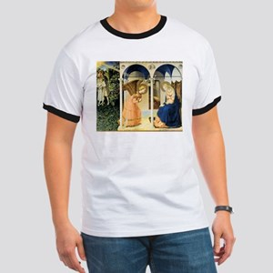 Fra Angelico The Annunciation Ringer T