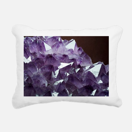 Amethyst crystals - Pillow