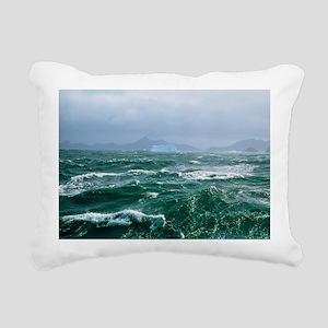 Antarctic ocean waves - Pillow