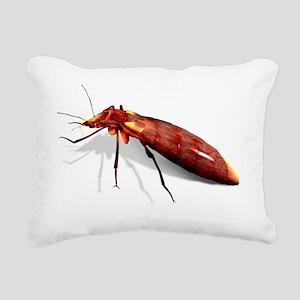 Bed bug, artwork - Pillow