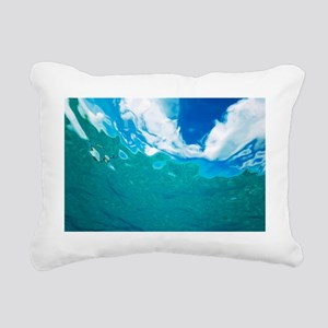 Clouds from underwater - Pillow