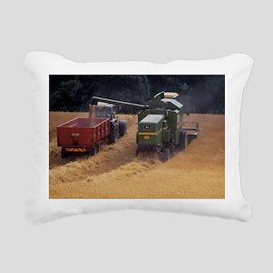 Combine harvester - Pillow