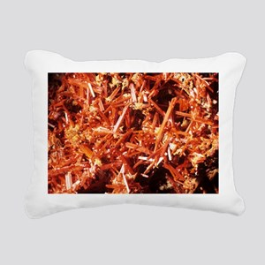Crocoite mineral crystals - Pillow