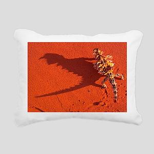 Desert adapted Thorny Devil Australia - Pillow