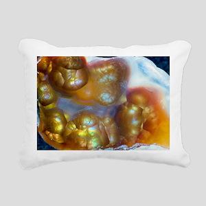 Fire agate - Pillow