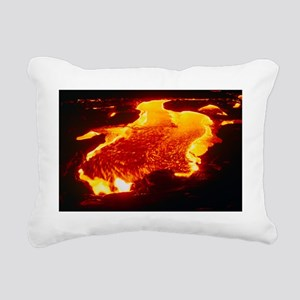 Lava flow at night - Pillow