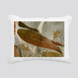 Glossopteris leaf fossils - Pillow