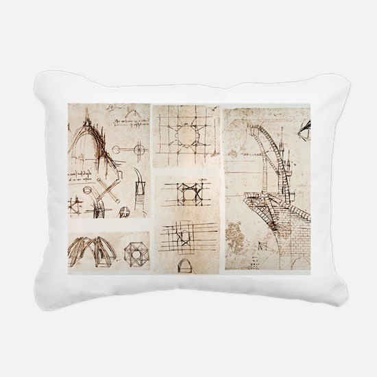 Leonardo's designs for Milan Cathedral - Pillow