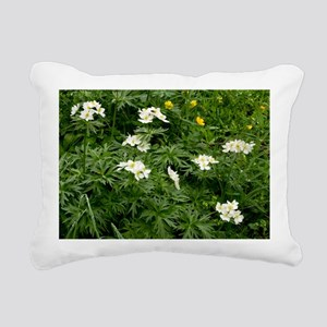 Narcissus-flowered Anemone - Pillow