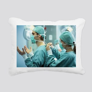 Preparing for surgery - Pillow