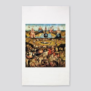 Hieronymus Bosch Garden Of Earthly Delights 3'x5'