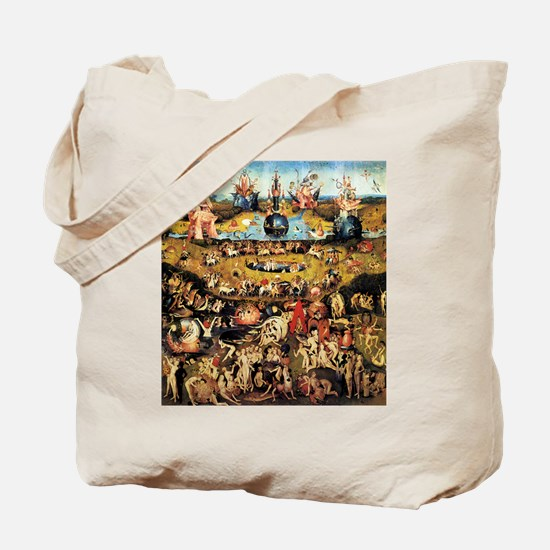 Hieronymus Bosch Garden Of Earthly Delights Tote B