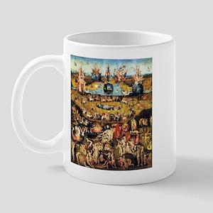 Hieronymus Bosch Garden Of Earthly Delights Mug