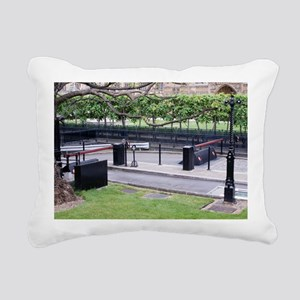 Security barriers at Houses of Parliament - Pillow