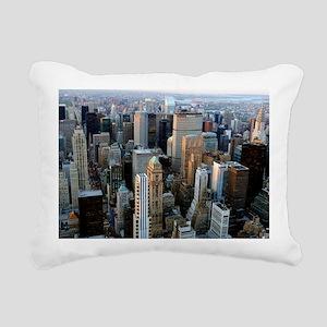 Skyscrapers, Manhattan, New York - Pillow