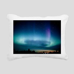View of a colourful aurora borealis display - Pill