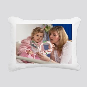 Young girl in hospital - Pillow
