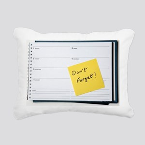Diary reminder, post-it note - Pillow