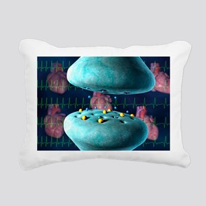 Beta-blocker drug action - Pillow