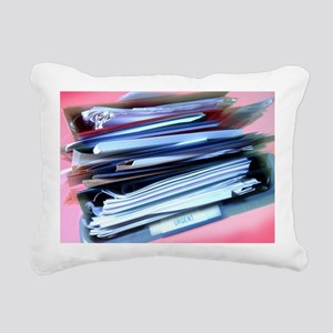 Overflowing in-tray - Pillow