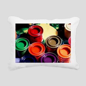 Paint pots - Pillow
