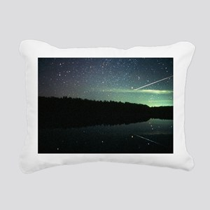 Meteor over lake - Pillow